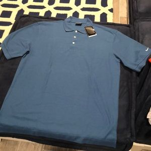 Nike -Golf Mens Large short sleeve Polo shirt